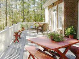 Deck Staging Home for Sale Milton GA
