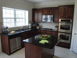 Kitchen 107 Brendylynn Woodstock GA Home for Sale in Woodlands Neighborhood