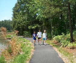 walking trails woodstock ga park and rec