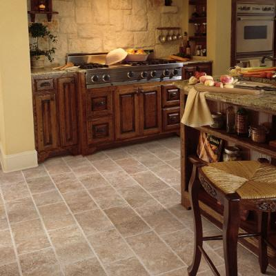 Easy replacement floor when selling your home for Easy to install kitchen flooring