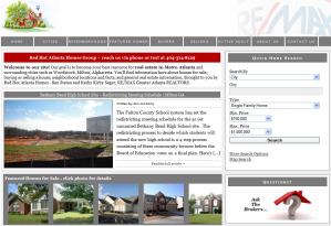 North Metro Atlanta real estate information